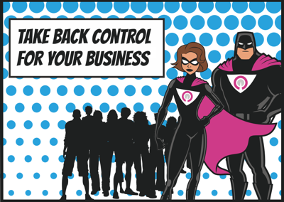 Cyber Crime - Take Back Control for Your Business